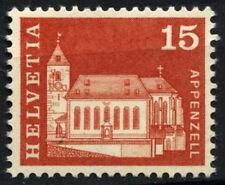 Switzerland 1964-73 SG#700, 15c Architechtural Monuments Definitive MNH #D45665