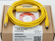 USB-QC30R2 for Mitsubishi Q series PLC programming cable