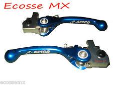 Montesa 4RT 315R Trials Apico Blue Flexi Clutch Lever Brake Lever Set