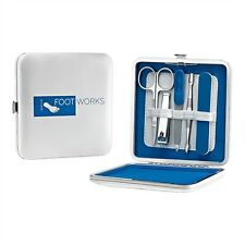 Avon Foot Works Professional Pedicure Set in a Handy Case