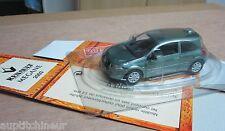 NOREV / Hachette 1:43 Renault mégane 2003 + boite carton