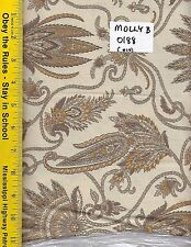 """108"""" Wide Quilt Backing, BTY, 100% COTTON, MARCUS BROTHERS MOLLY B'S STUDIO 0188"""