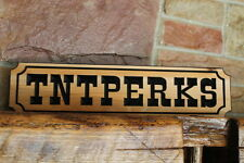 Personalized Wooden Horse Stall Name Plates Custom Sign Cedar Rustic Stable Barn