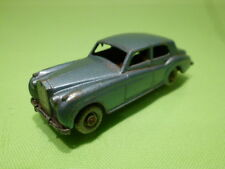 LESNEY  NO= 44 ROLLS ROYCE SILVER CLOUD  - CAR IN  GOOD CONDITION