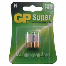 GP N-type Alkaline 1.5V battery - 2 pieces (910A) UK
