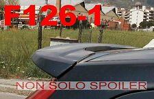 SPOILER ALETTONE FORD FIESTA VI 6 3 PORTE  ST LOOK CON PRIMER F126-1P