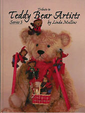 Tribute to Pioneer Teddy Bear Making Artists around the World VOL 3 - L. Mullins