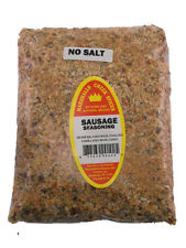 SAUSAGE SEASONING NO SALT - REFILL