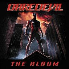 "Soundtrack: ""Daredevil The Album"" CD! BRAND NEW! ONLY NEW COPY ON eBAY!"