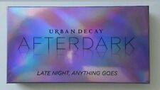 New Urban Decay Afterdark After Dark Eyeshadow Palette - Limited Ed Authentic