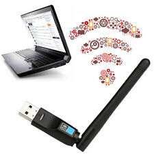 Mini Wireless USB WiFi Network Card LAN Adapter Dongle for PC Laptop#DB