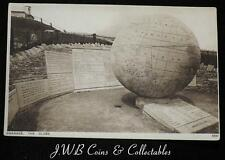 Old Postcard Of Swanage The Globe