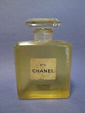 """Chanel No 5 Vintage 1950s Pure Perfume Factice Dummy Display Bottle VERY RARE 4"""""""