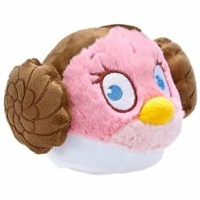 "STAR WARS Angry Birds PRINCESS LEIA 16"" Soft PLUSH TOY Huge!!"