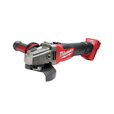 Milwaukee 2781-20 FUEL M18 4-1/2 Brushless Cordless Grinder Slide Switch No-Lock