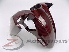 2013-2016 Hyperstrada 939 Front Wheel Tire Fender Cowl Fairing Carbon Fiber Red