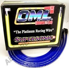 2002 to 2006 Mini Cooper High Performance Blue 10mm Spark Plug Wires 39739