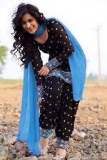 Indian Pakistani Bollywood Designer Punjabi Patiala Suit Dress Salwar Kameez