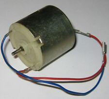 Mabuchi RE-56 Motor - 4.5 VDC - R/C / Hobby / Toy Motor with Wires / Terminals