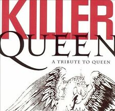 KILLER QUEEN TRIBUTE TO QUEEN CD Breaking Benjamin, Los Lobos, Joss Stone