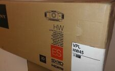 Sony VPL-HW45ES Home Theater Projector 1080P Full HD 3D HDMI 1,800 Lumens Video