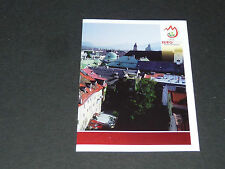 N°25 CITY VIEW INNSBRUCK-TIROL PART 2 ÖSTERREICH PANINI FOOTBALL UEFA EURO 2008