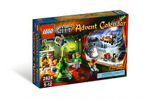 Lego 2824 Christmas / Holiday / City Town Advent Calender 2010 NEW MISB