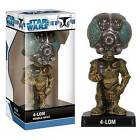 Star Wars - 4-LOM Wacky Wobbler Bobble Head Figure NEW Funko