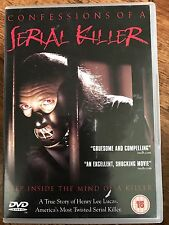 CONFESSIONS OF A SERIAL KILLER | 1985 Cult Henry Lee Lucas Docu Drama | UK DVD