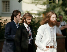 The Beatles 1969, August 8, Abbey Road  Wall Art Print  14 x 11""