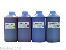 4 Liter Refill Bulk ink HP Canon Brother Dell CMYK