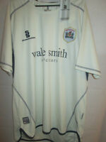 2009-2010 Barnsley Away Football Shirt Size large /3076  wake smith sponsor
