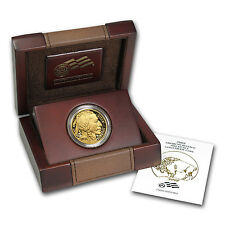 2008-W 1 oz Proof Gold Buffalo Coin - with Box and Certificate - SKU #49851