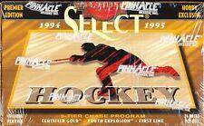 1994-95 PINNACLE SELECT HOBBY SEALED HOCKEY BOX