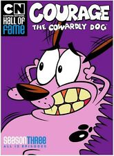 Courage The Cowardly Dog: Season Three 883929516117 (DVD Used Very Good)