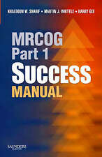 MRCOG Part 1 Success Manual: Part 1 (ALMOST NEW) price drops if you find cheaper