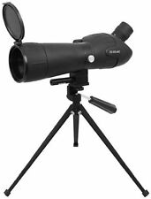 NcStar 20-60X60 Shooting Range Green LensSpotting Scope with Tripod w/ Red Laser