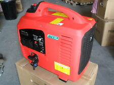 SILENT PETROL GENERATOR 2.2 KW ELECTRIC / REMOTE START 2 YEAR UK WARRANTY