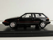 Volvo 480 Turbo 1987 BLACK 1/43 IXO PremiumX PRD437 LIMITED EDITION PRD 437