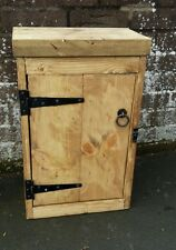 handmade wooden bespoke cupboard/storage wall /pot cupboard /medical unit