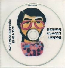 (617K) Bechari Ljobovilja, Home Made Electronica- DJ CD