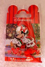 PINS DISNEYLAND PARIS MINNIE ORNEMENT NOEL CHRISTMAS 2015 NEUF
