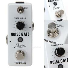 Donner Noise Killer Guitar Noise Gate Suppressor Reduction Effect Pedal NEW