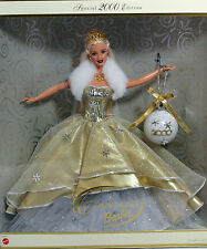 Happy Holiday Barbie 2000, Special 2000 Edition NRFB - 28269
