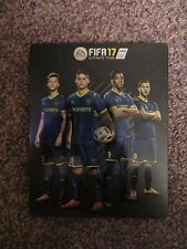 FIFA 17 ultimate team steelbook for PS4 and XBOX one - no game