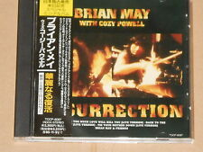 Brian May with Cozy Powell-Resurrection-CD GIAPPONE pressione