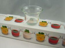 6er Set Aperitif-Gläser Vorspeisen Nachspeisen Tapas Appetizerglass Amuseglas