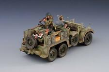 Thomas Gunn -  World War II German Krupp Truck Normandy Version SS006A