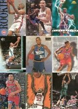 1994-1995 Skybox Hoops Grant Hill RC Detroit Pistons Magic Phoenix Suns Lot