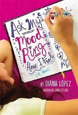 Diana Lopez - Ask My Mood Ring How I Feel (2014) - New - Trade Paper (Paper